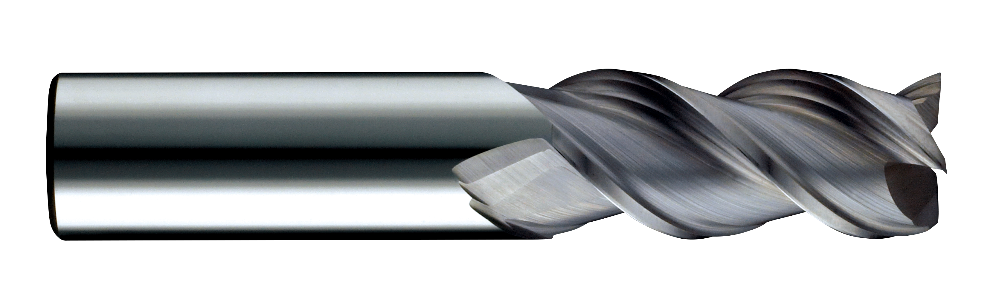 Routing End Mill Alum Rougher//Finisher